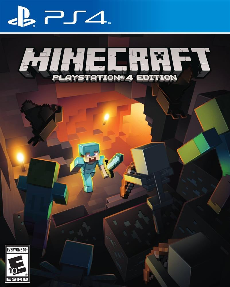 Minecraft Playstation Edition - PS11 : PS11 - Jogos : R A Games