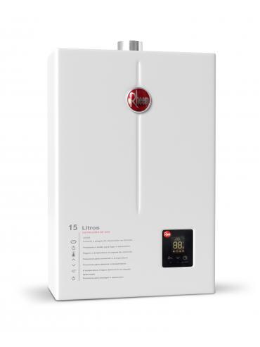 Aquecedor de Água à Gás RHEEM 15 Litros/min