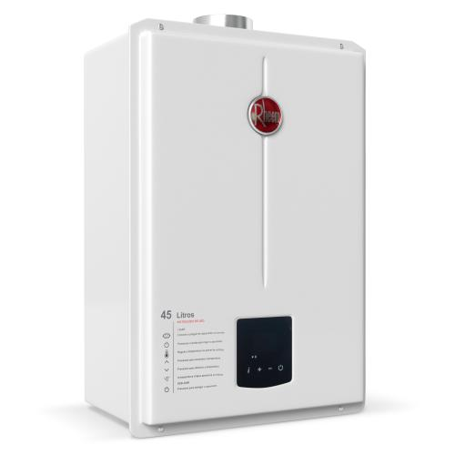 Aquecedor de Água à Gás RHEEM 45 Litros/min