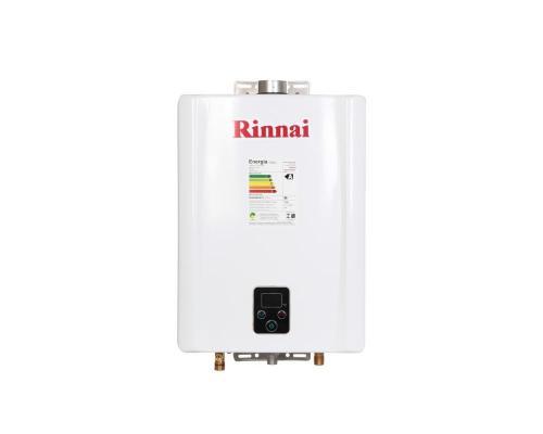 Aquecedor de Água à Gás RINNAI REU E 17 TOP  17 Litros/min -  ENTRE EM CONTATO P/ OFERTAS ESPECIAIS
