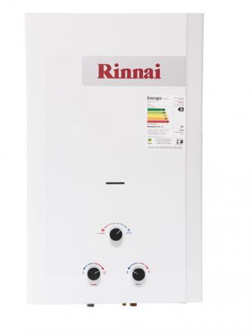 Aquecedor de Água à Gás RINNAI REUM 110 CFHB  - GN 11,5 Litros/min
